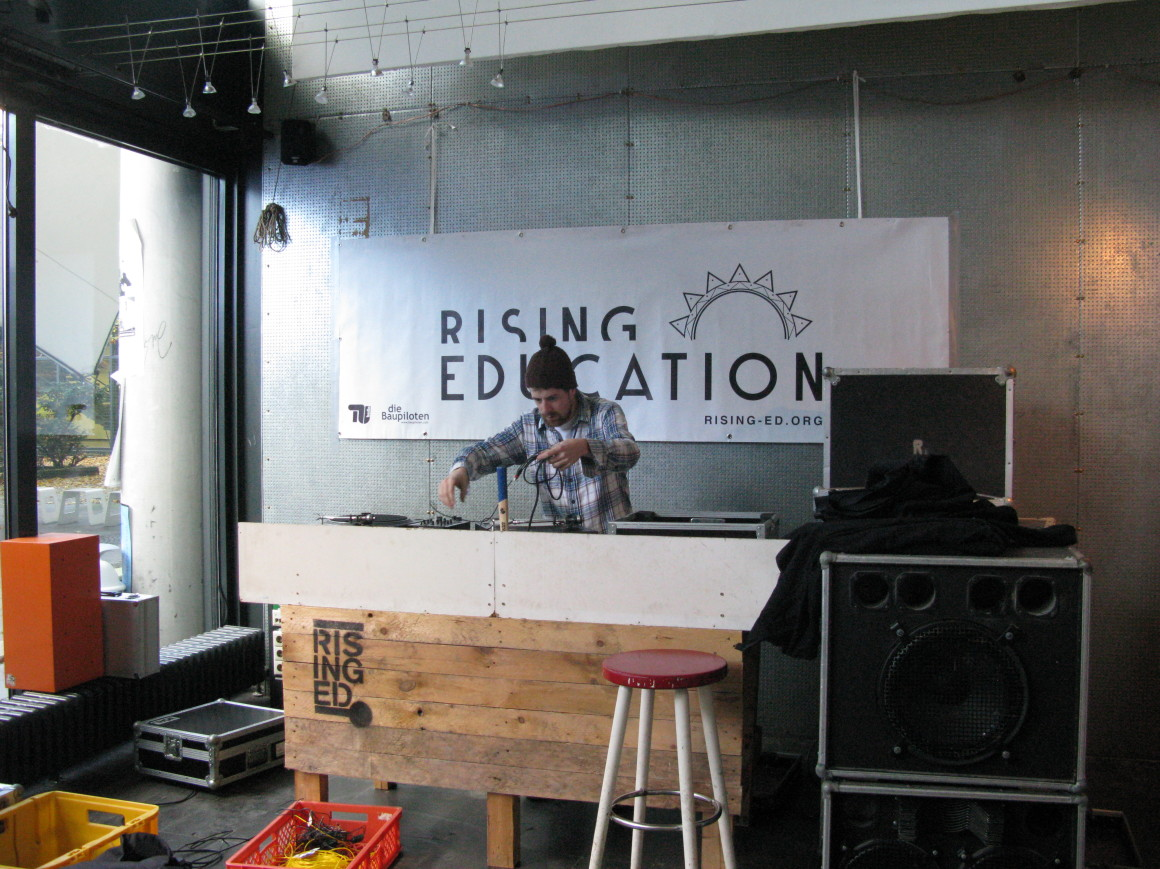 Rising Ed – Party for the semesterbeginning 2013