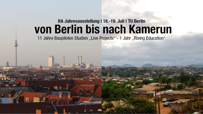 From Berlin to Cameroon 2003-2014